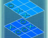 3D tic tac toe 2 player am�ba j�t�kok